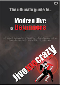 The ultimate Guide to Modern Jive for Beginnners